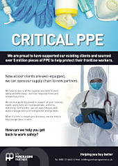 Critical PPE