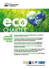 My Purchasing Partner Eco Charter